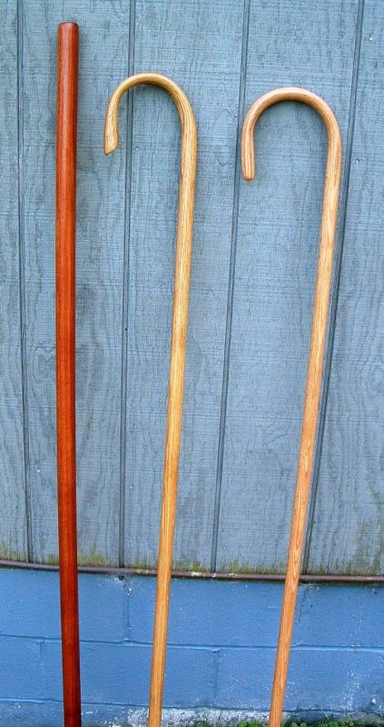 Personal Shillelaghs Self Defense Wooden Walking Cane And